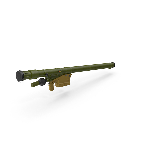 Rocket: SA 18 Grouse Launcher Object