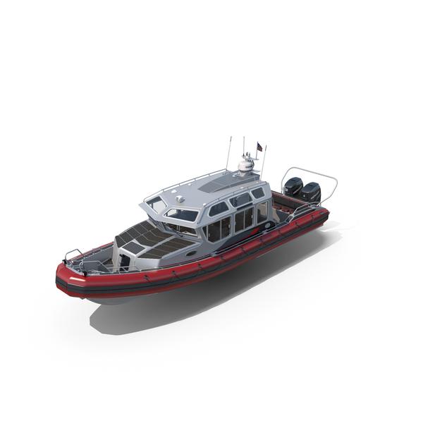 SAFE 33 Full Cabin Aluminum Boat PNG & PSD Images