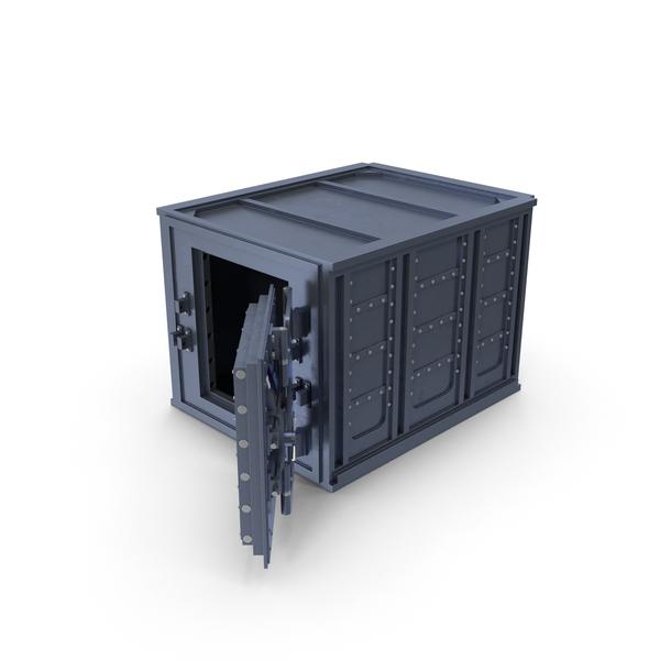 Safe: Safety Deposit Box PNG & PSD Images