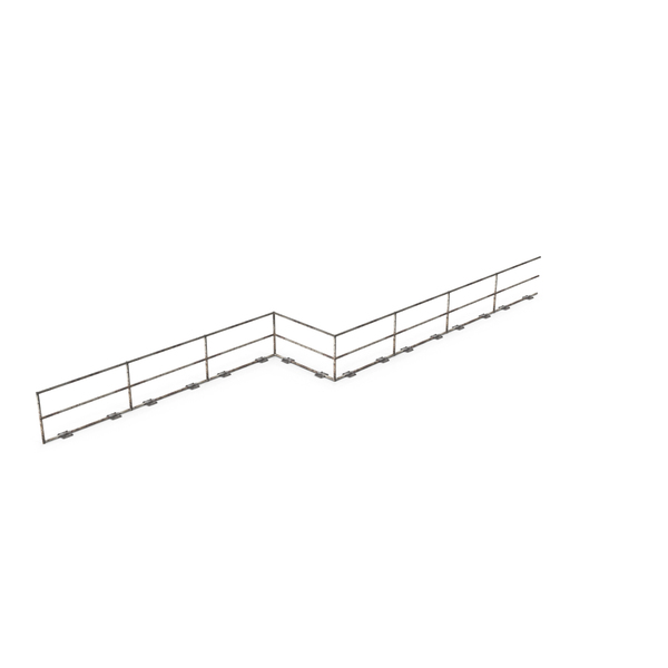 Safety Freestanding Handrail PNG & PSD Images