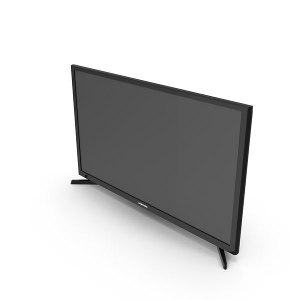 Television: Samsung 32 inch LED J4000 Series TV PNG & PSD Images