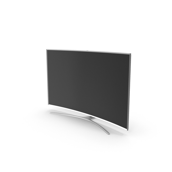 Samsung 65 Inch Curved 4K SUHD Smart TV PNG & PSD Images