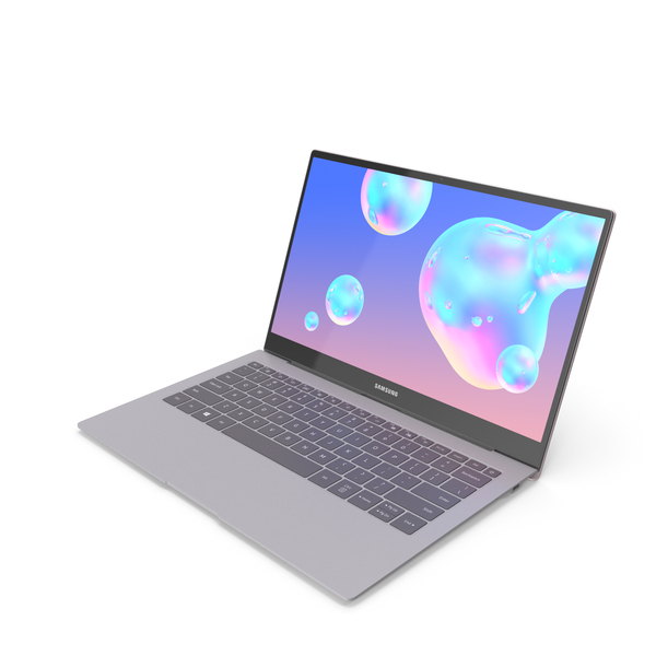 Samsung GALAXY Book S 13.3 inch PNG & PSD Images