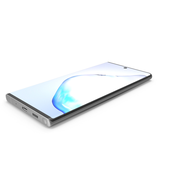 Samsung Galaxy Note 10 PNG & PSD Images
