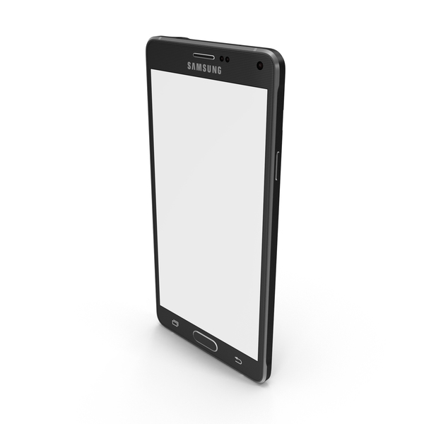 Samsung Galaxy Note 4 PNG & PSD Images