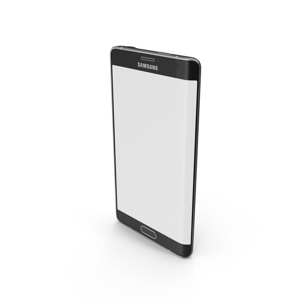 Samsung Galaxy Note Edge PNG & PSD Images