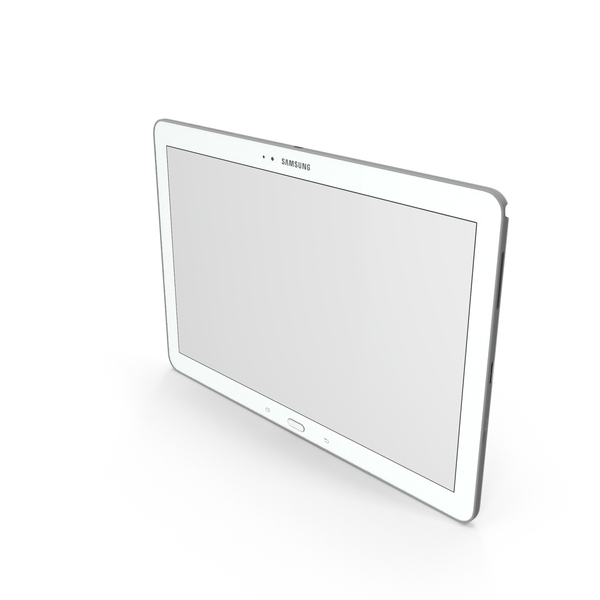 Samsung Galaxy Note Pro 12.2 White Object