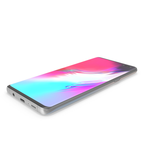 Samsung Galaxy S10 5G PNG & PSD Images