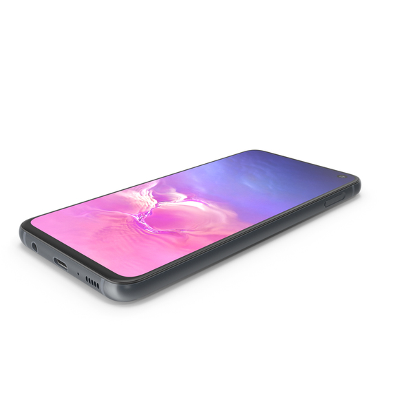 Samsung Galaxy S10e PNG & PSD Images