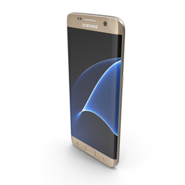 Smartphone: Samsung Galaxy S7 Edge PNG & PSD Images