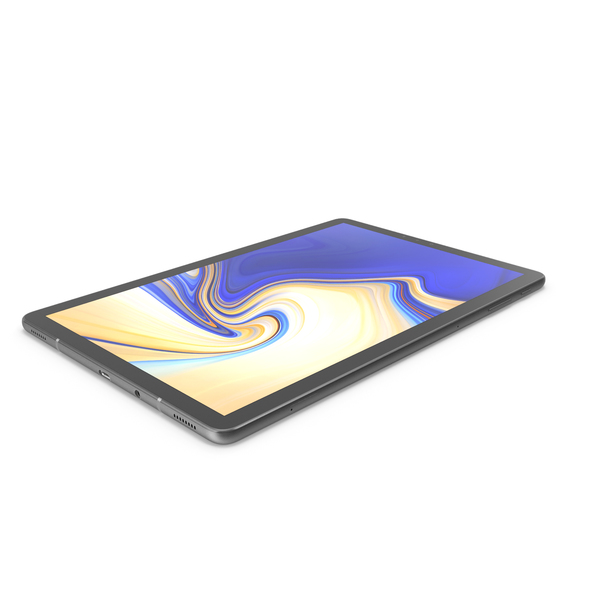 Samsung Galaxy Tab S4 PNG & PSD Images