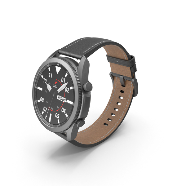 Samsung Galaxy Watch 3 45 inch PNG & PSD Images