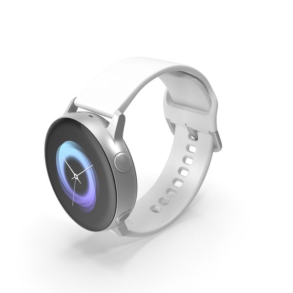 Samsung Galaxy Watch Active PNG & PSD Images