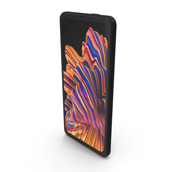 Samsung Galaxy XCover Pro PNG & PSD Images