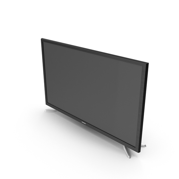 Samsung LED J5205 Series Smart TV 32 inch PNG & PSD Images