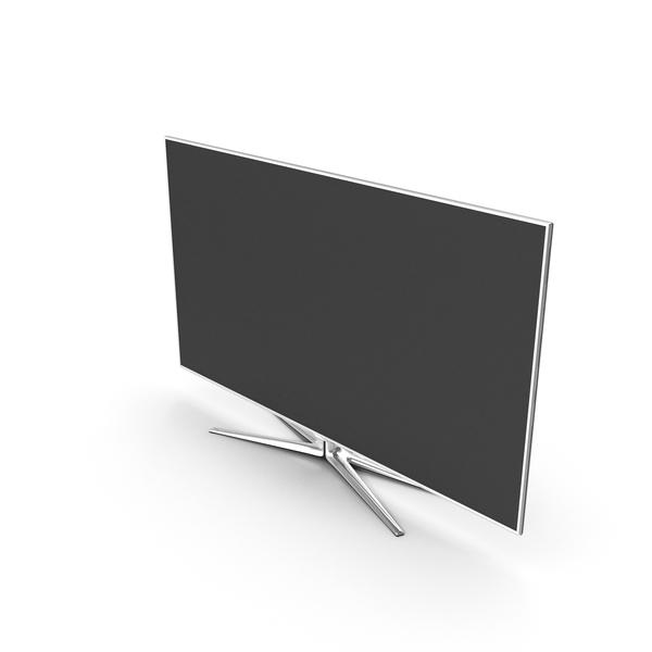Television: Samsung LED TV PNG & PSD Images