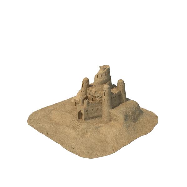Sandcastle: Sand Castle PNG & PSD Images