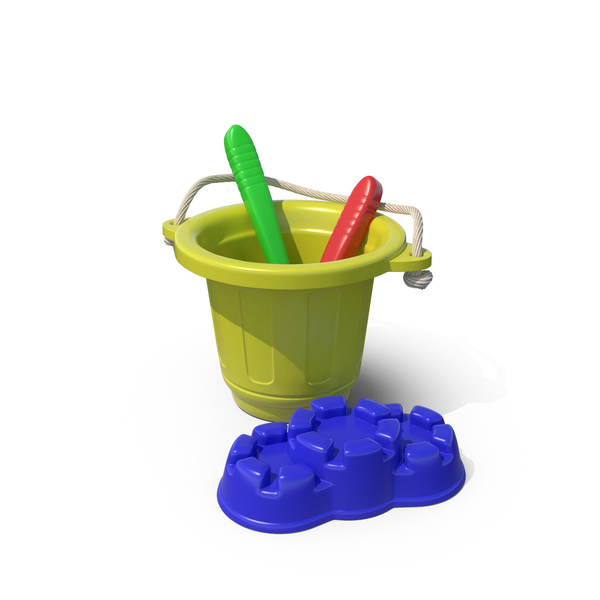 Toy: Sand Playset PNG & PSD Images