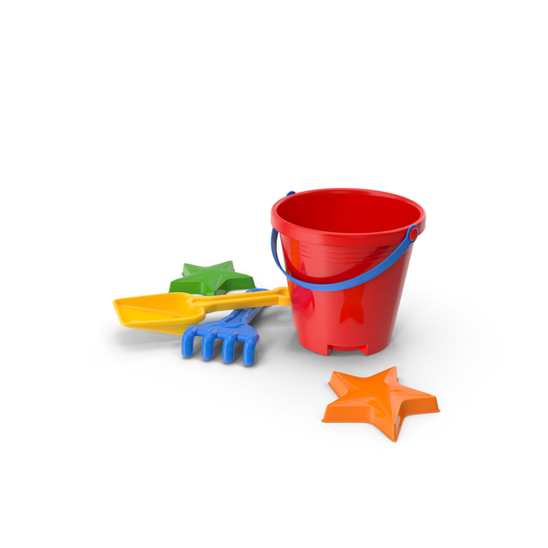 Beach Toy: Sand Toys PNG & PSD Images