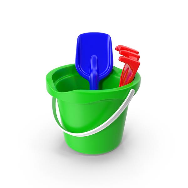 Sandbox Toys PNG & PSD Images