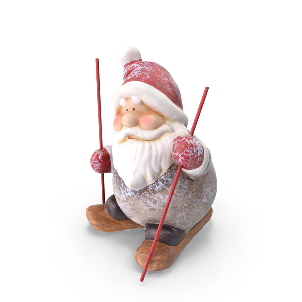 Christmas: Santa Claus Decoration PNG & PSD Images