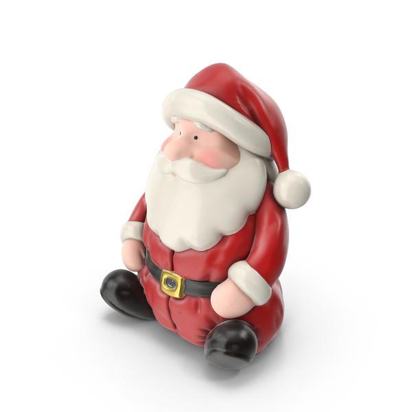 Santa Figure PNG & PSD Images