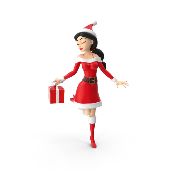 Mrs. Claus: Santa Woman PNG & PSD Images