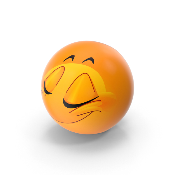 Satisfied Emoji PNG & PSD Images