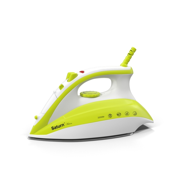Saturn Clothes Iron PNG & PSD Images