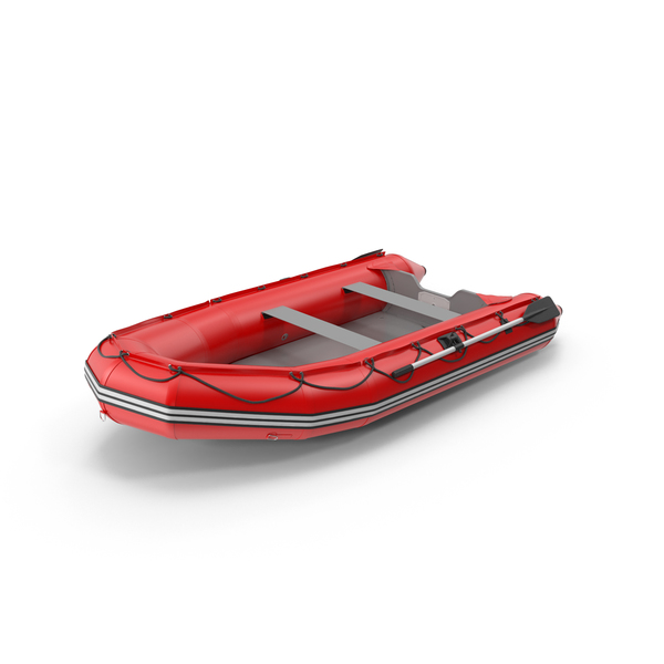 Saturn Inflatable Boat Object