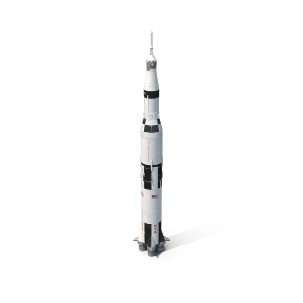 Saturn V Rocket Object