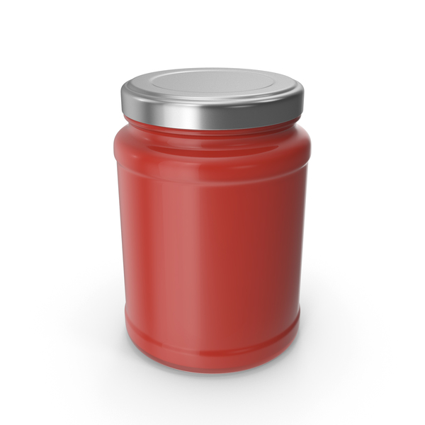 Condiments: Sauce Jar PNG & PSD Images