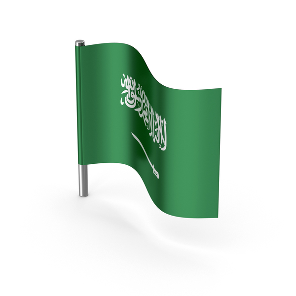 Saudi Arabia Flag PNG & PSD Images