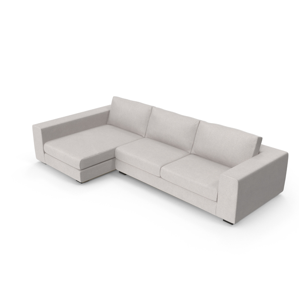 Scandinavian 5 Seater Sofa PNG & PSD Images