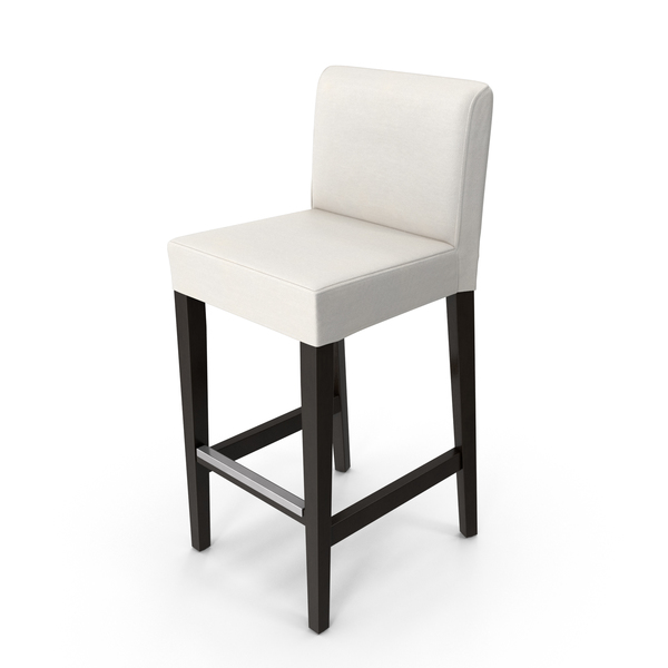 Scandinavian Bar Stool PNG & PSD Images