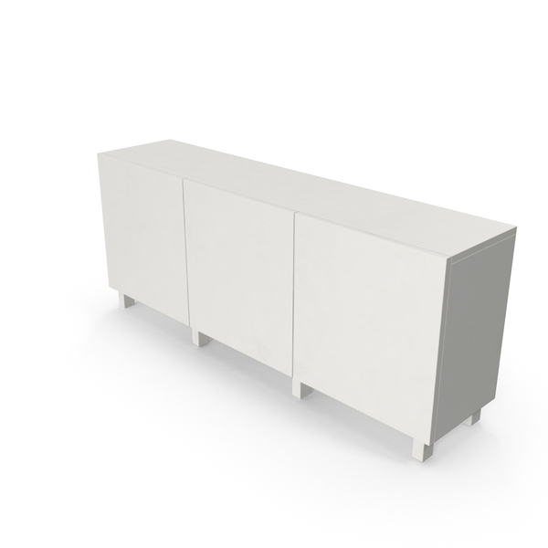 Scandinavian Credenza PNG & PSD Images