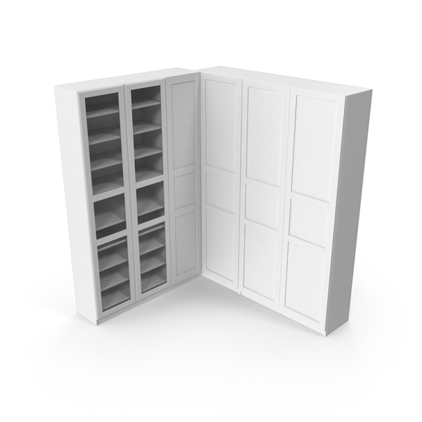 Armoire: Scandinavian Wardrobe PNG & PSD Images