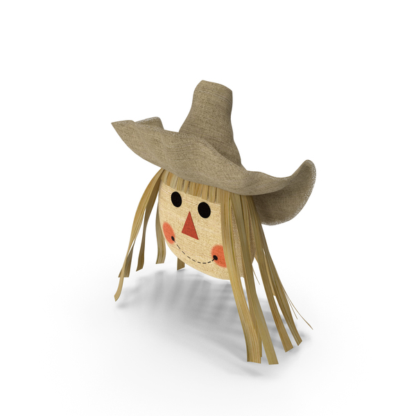 Scarecrow Head PNG & PSD Images