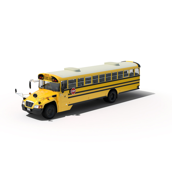 School Bus Object