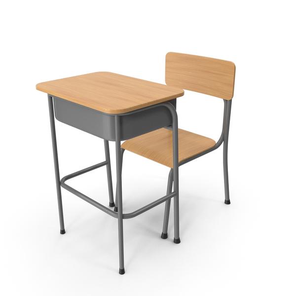 School Desk PNG & PSD Images