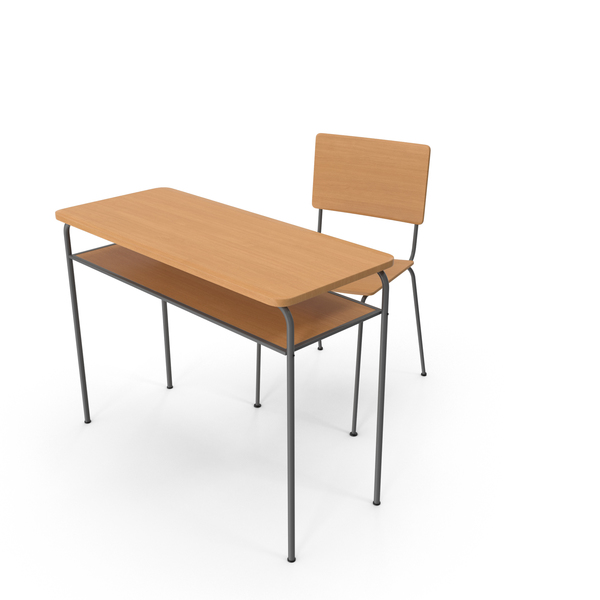 School Desk PNG & PSD Images