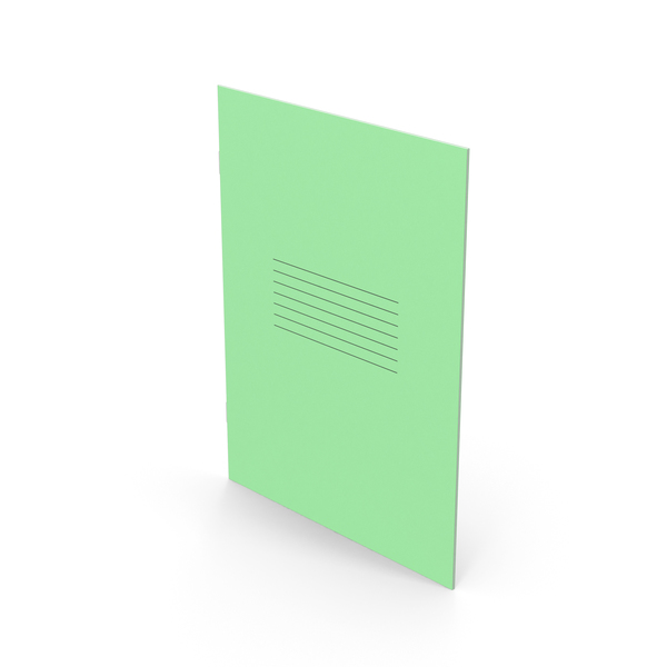 School Notebook PNG & PSD Images
