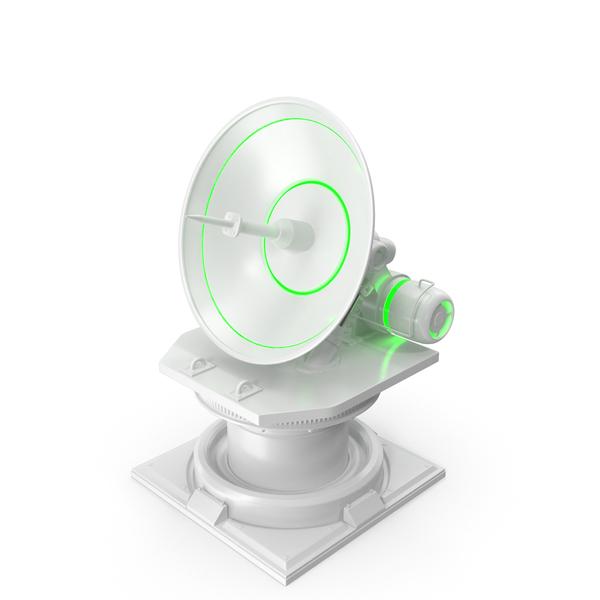 Sci fi Antenna PNG & PSD Images