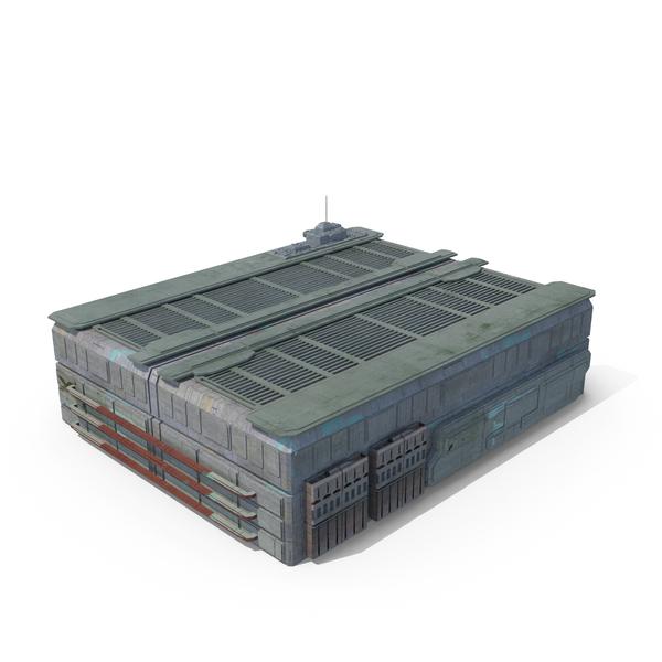Sci Fi City Building Futuristic PNG & PSD Images