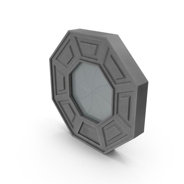 Spacecraft: Sci-Fi Door PNG & PSD Images