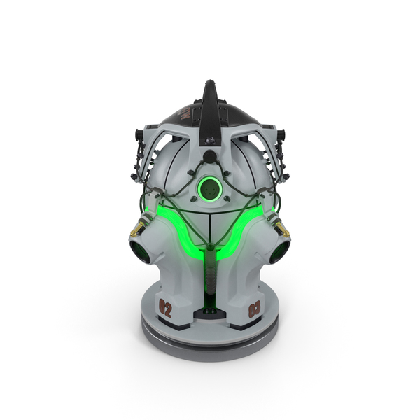 Sci Fi Nuclear Reactor PNG & PSD Images