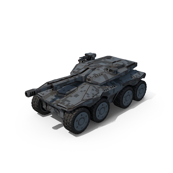 Science Fiction: Sci-fi Tank PNG & PSD Images
