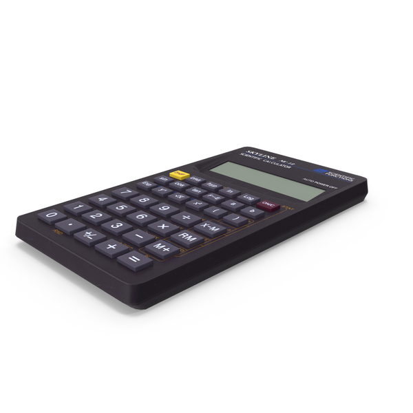 Scientific Calculator PNG & PSD Images