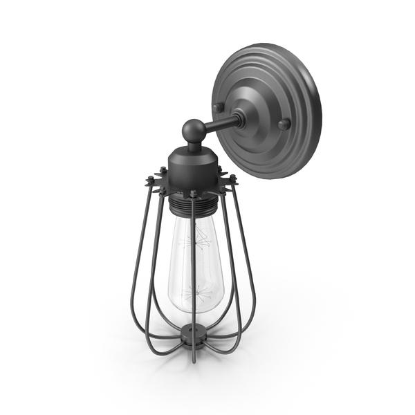 Sconce Loft Design PNG & PSD Images