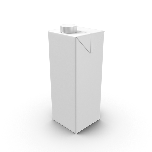 Screw Top Carton Container PNG & PSD Images